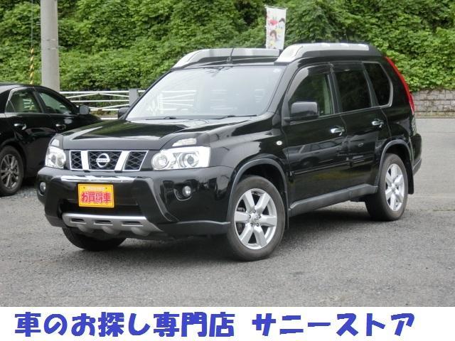 日産 25X4WD バックカメラ DVD ナビ
