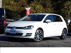 VW ゴルフTSIハイライン コネクト 全国2年保証
