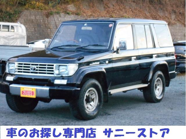 トヨタ SXワイド 4WD ノーマル