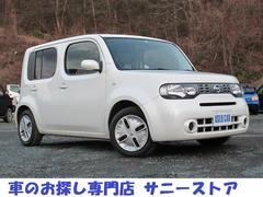 キューブ15X 4WD ETC ナビ TV