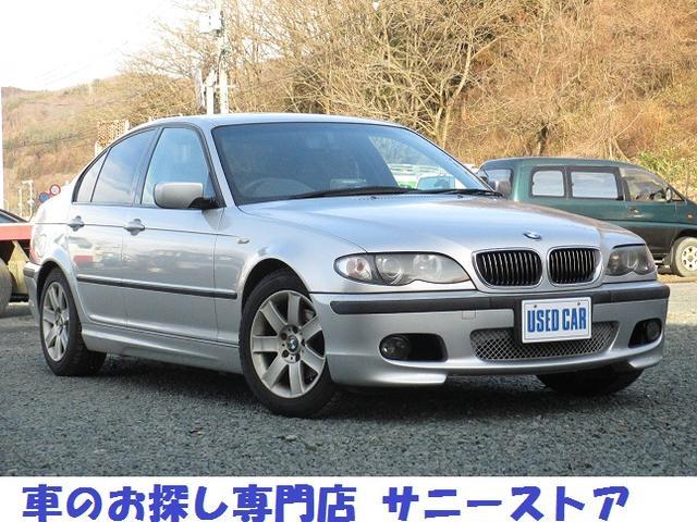 BMW 320i Mスポーツパッケージ AT サンルーフ ナビMD