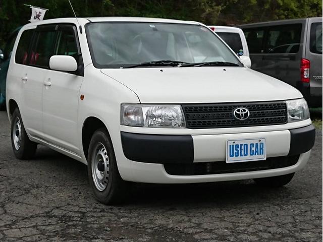 プロボックスバン(トヨタ) GL 4WD 中古車画像