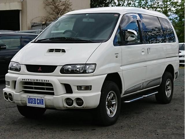 三菱 20thアニバーサリーリミテッド 4WD Dターボ