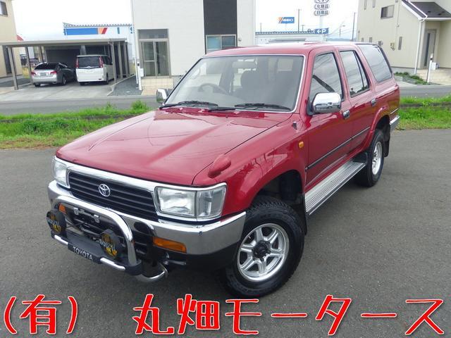 トヨタ SSR-X ナローボディ ディーゼル 4WD
