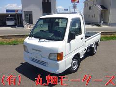 サンバートラックTB 4WD 5速マニュアル 関東仕入