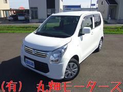 ワゴンRFX 4WD ナビ ETC シートヒーター エネチャージ