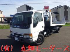 エルフトラック積載車 2000kg リモコン付 セーフティローダー関東仕入