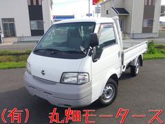 バネットトラック平ボディ 4WD シングルタイヤ 850kg 関東仕入