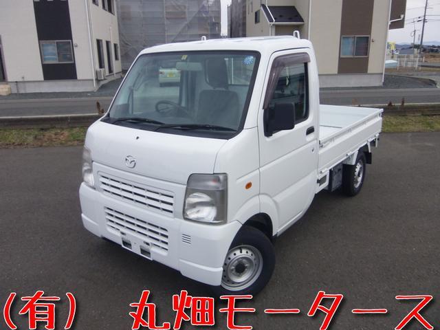 マツダ KCスペシャル 切替4WD エアコン パワステ 関東仕入