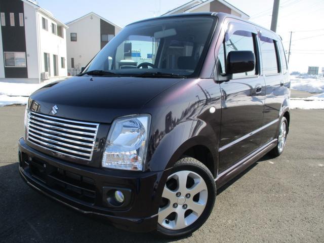 スズキ FT-Sリミテッド 4WD/ターボ/オートマ/保証付き販売/シートヒーター/フォグランプ/禁煙車/関東仕入