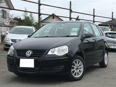 VW ポロ1.4 コンフォートライン AW14インチ サンルーフ CD