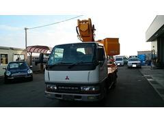 キャンター高所作業車 作業高さ9.9M