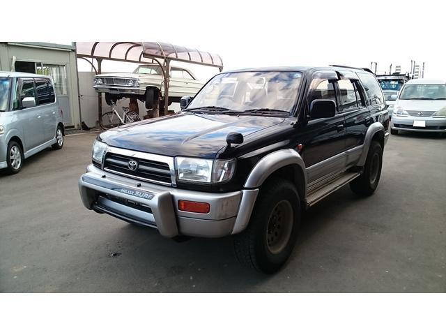 トヨタ SSR-Xリミテッド ワイド オートマ 4WD Wエアバック