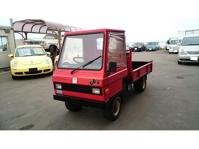 日本その他 ダンプ 4WD