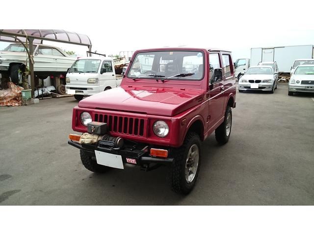 スズキ VA 4WD