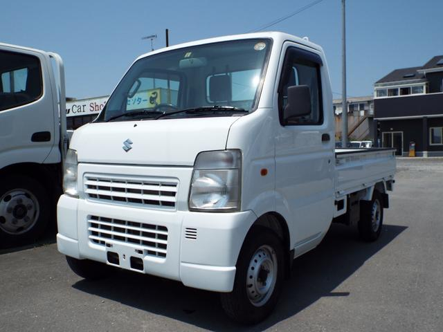 スズキ KC エアコン・パワステ 4WD