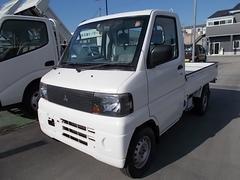 ミニキャブトラックVタイプ 4WD パワステ付