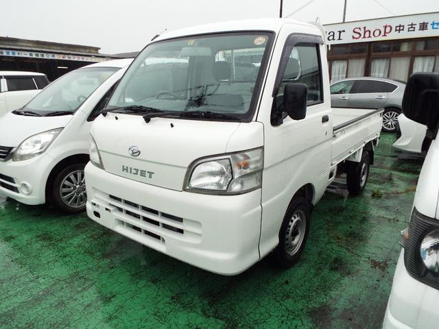 ダイハツ 農用スペシャル  4WD・ エアコン・パワステ付