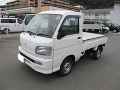 ハイゼットトラック5速マニュアル 4WD エアコン