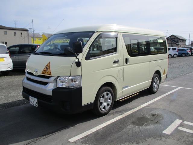 トヨタ 幼児バス 大人2名 幼児12名 キーレスエントリー