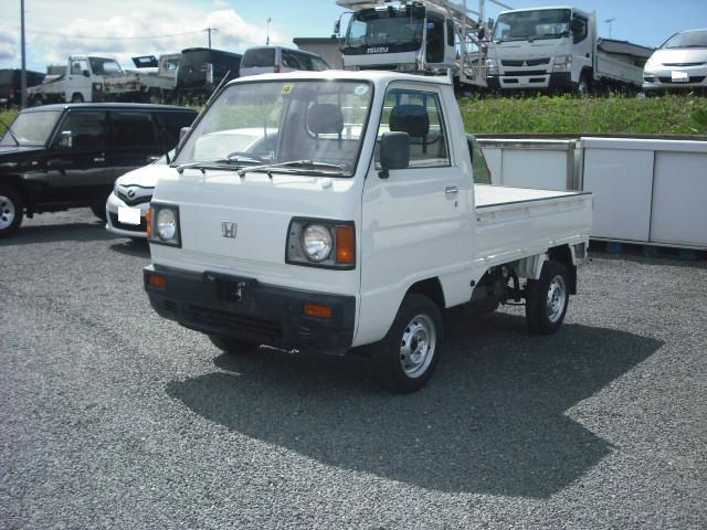 ホンダ レトロ 昭和車 4WD
