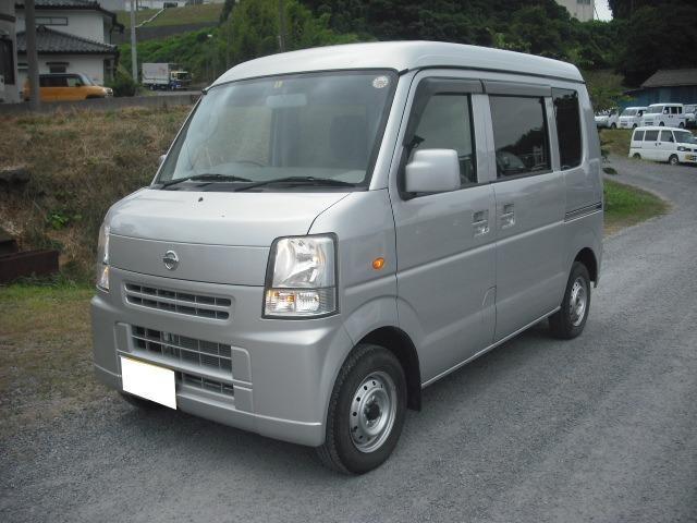 日産 NV100 DX 4WD