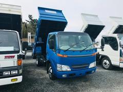 ダイナトラック全低床 2トン 強化ダンプ