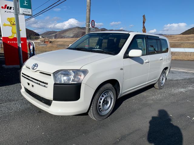 トヨタ プロボックス GL サクシード ETC