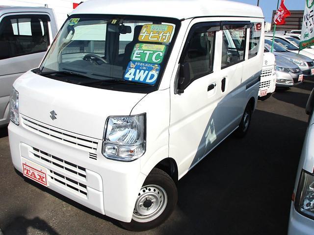 スズキ PA 4WD HDDワンセグナビ ETC ドラレコ 全国保証