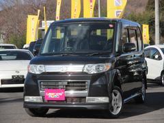 タントカスタムX 4WD 1年間保証付
