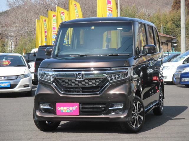 ホンダ G・EX 4WD インターナビTV バックカメラ 電動ドア