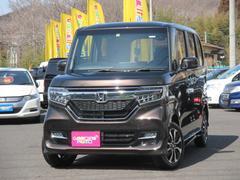 N BOXカスタムG・EX 4WD インターナビTV バックカメラ 電動ドア