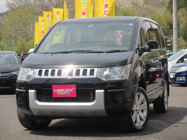 三菱 G 4WD パドルシフト HID