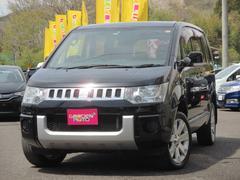 デリカD:5G 4WD パドルシフト HID