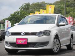 VW ポロ1.4 コンフォートライン 社外フルセグナビ