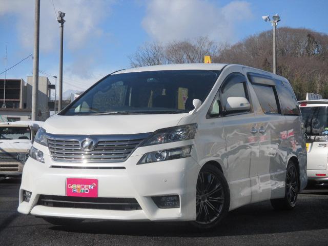 トヨタ 2.4Z 純正HDDナビTV 電動ドア 1オーナー車