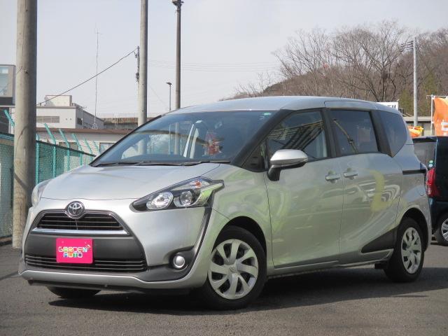 トヨタ X 電動ドア スマートキー プッシュスタート 前席シートヒーター 7人乗