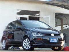 VW ポロTSIコンフォートライン ターボ 社外ナビ ETC