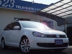 VW ゴルフヴァリアントTSI トレンドライン フルセグナビ ワンオーナー