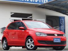 VW ポロTSIコンフォートライン フルセグメモリーナビ ワンオーナー
