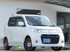 ワゴンRスティングレーX アイドルストップ シートヒーター ETC メモリーナビ