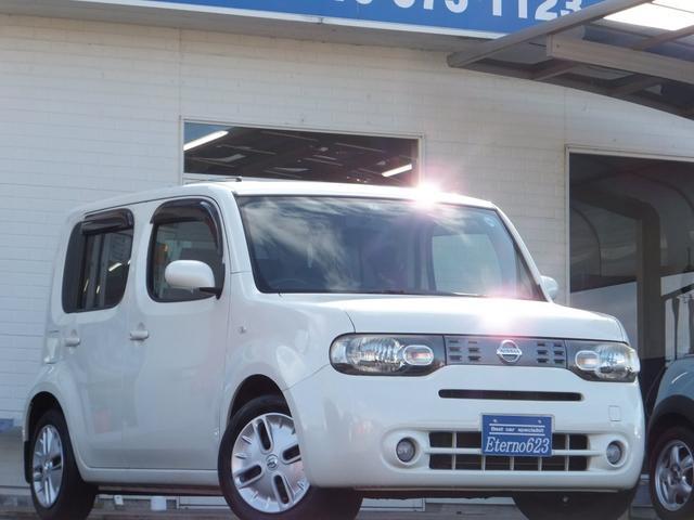 日産 15X FOUR Vセレクション 4WD CDチューナ- ワンオーナー車 インテリアキー