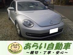 VW ザ・ビートルデザイン純正アルミ社外ナビバックカメラ地デジETC