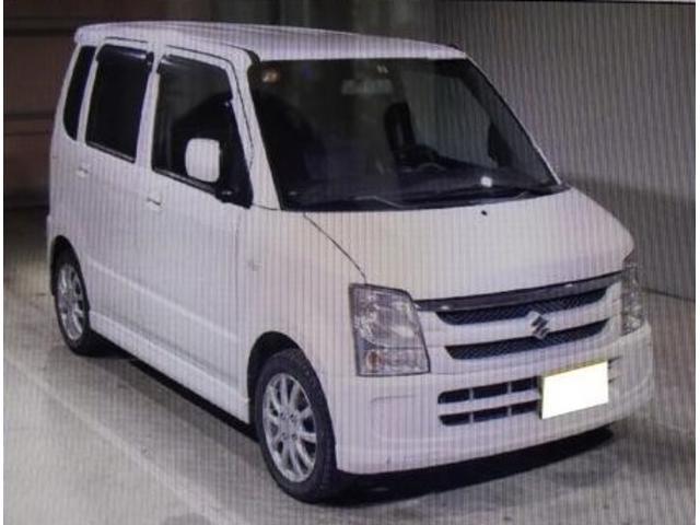 スズキ FX-Sリミテッド4WD社外アルミABS関東仕入れ