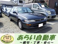 COROLLA LX LIMITED SALOON