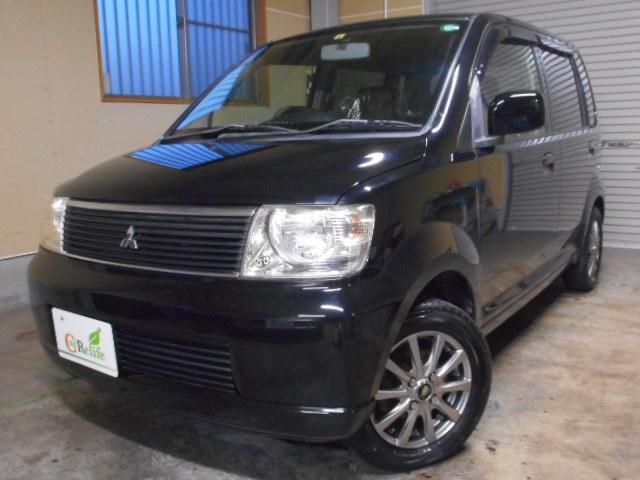 三菱 ブラックインテリアエディションM 4WD 3年保証