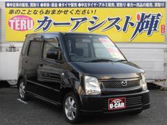 AZワゴンFX−Sスペシャル 4WD Tチェーン 純正オーディオ