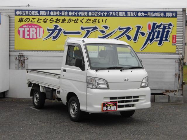 ダイハツ スペシャル 4WD オートマ パワステ 純正オーディオ