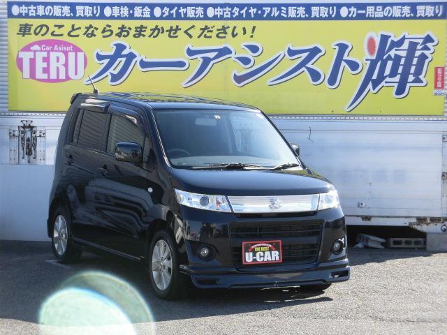 スズキ X 4WD ナビ TV プッシュスタート キーフリー