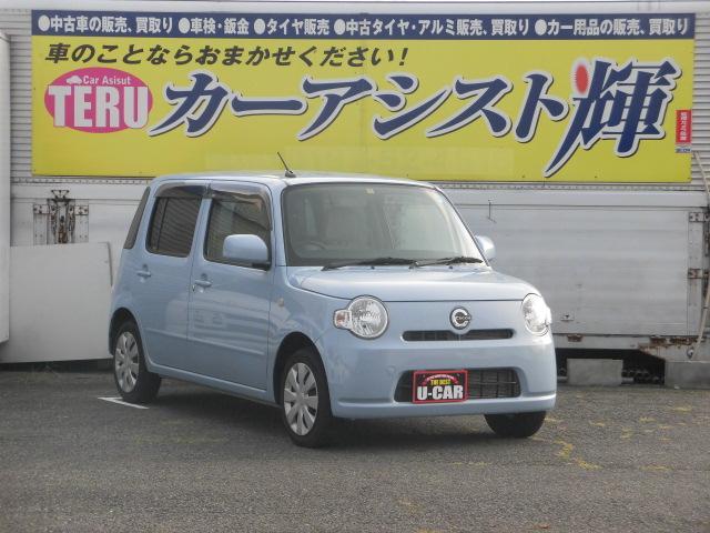ダイハツ ココアL 4WD エコアイドル 純正CDオーディオ